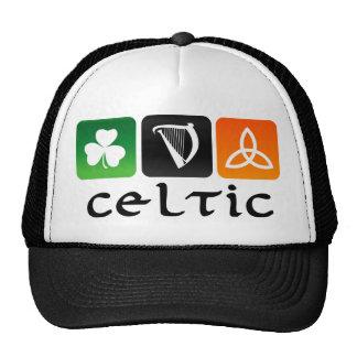 Celtic Symbols Trucker Hats