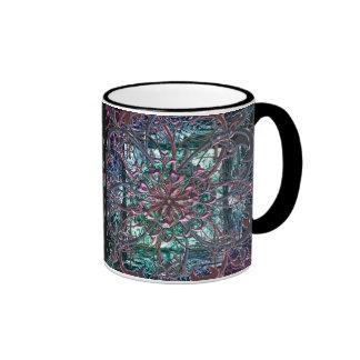 Celtic Tapestry Ornamental Mug Ringer Mug