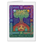 Celtic Tree of LIfe Card