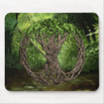 Celtic Tree Of Life Mouse Pads