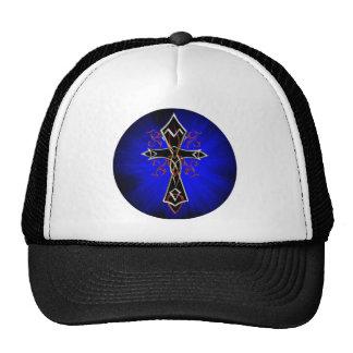Celtic Tribal Cross Hat