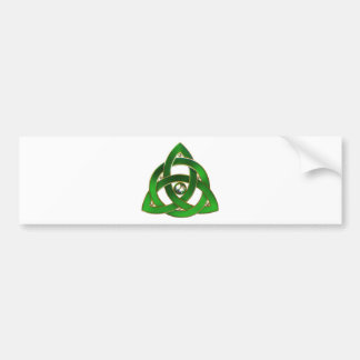 Celtic Trinity Knot Bumper Stickers