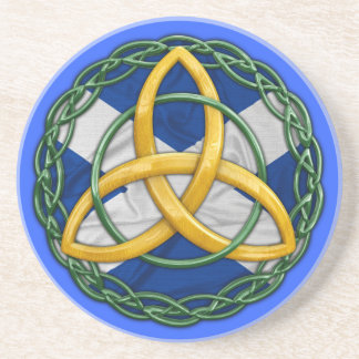 Celtic Trinity Knot Coaster