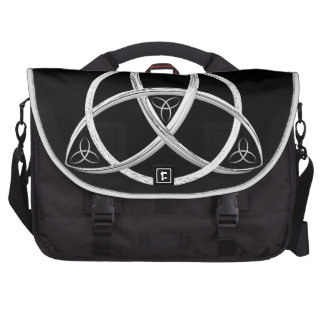 Celtic Trinity Knot Laptop Bag
