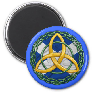 Celtic Trinity Knot Refrigerator Magnets