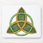 Celtic Trinity Knot Mousepads