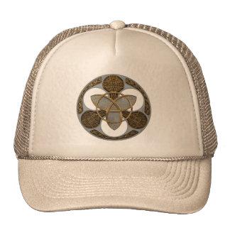 Celtic Trinity Shield Trucker Hats