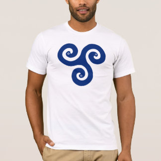 Celtic Triple Spiral T-Shirt