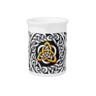 celtic-warriors symbol pitcher