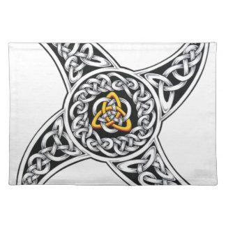 celtic-warriors symbol placemat