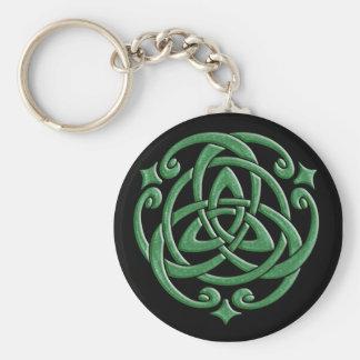Celtic Wedding Knot Key Ring