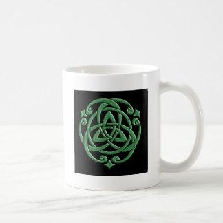 Celtic Wedding Knot Coffee Mugs