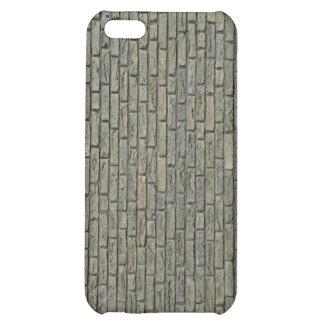 Cement brick wall texture iPhone 5C cases