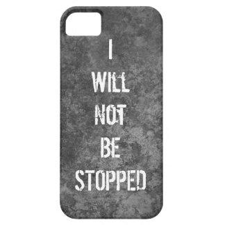 Cement Quotes iPhone 5 Case