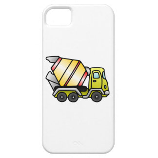 Cement Truck iPhone 5 Cases