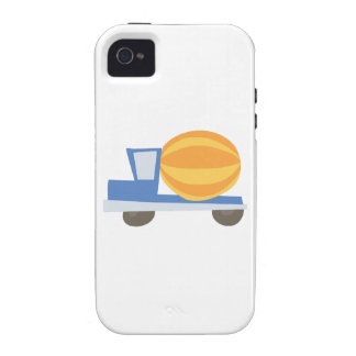 Cement Truck Case-Mate iPhone 4 Cover