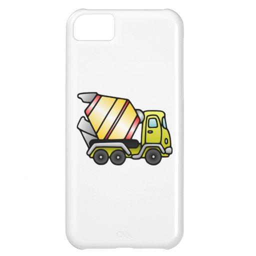Cement Truck iPhone 5C Cases