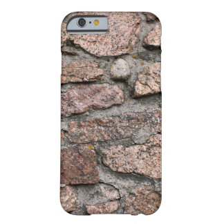 CEMENTED ROCKS BARELY THERE iPhone 6 CASE