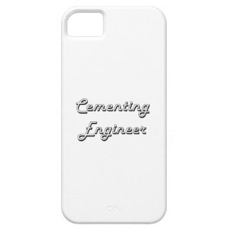 Cementing Engineer Classic Job Design Barely There iPhone 5 Case