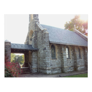 Cemetary Chapel in Frederick Maryland Postcard