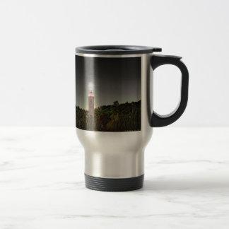Cemetary Tower Travel Mug
