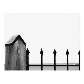 Cemetery 3 postcard