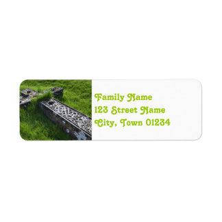 Cemetery at Rock of Cashel Return Address Label