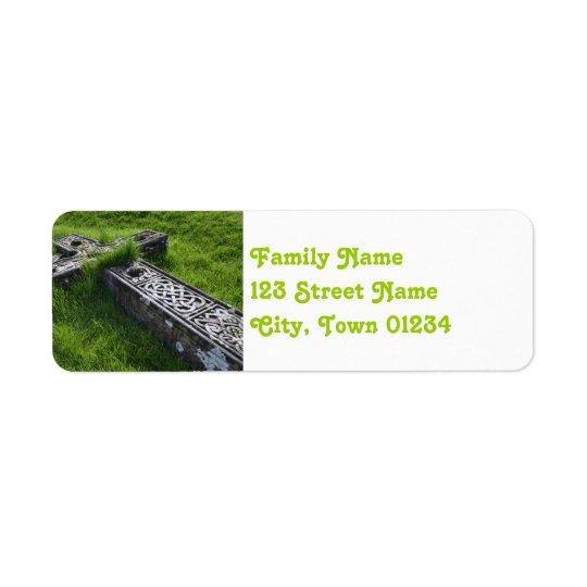 Cemetery at Rock of Cashel Return Address Label