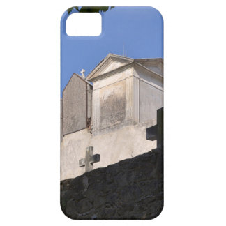 Cemetery in Menton iPhone 5 Covers
