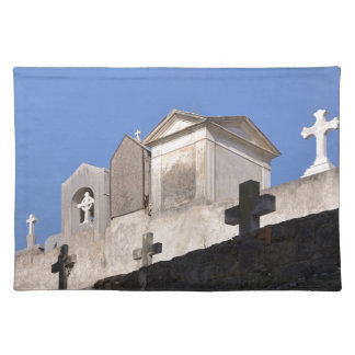 Cemetery in Menton Placemat