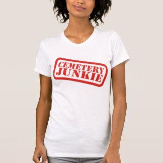 Cemetery Junkie T-Shirt
