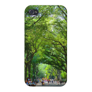 Cenral Park Mall Cover For iPhone 4