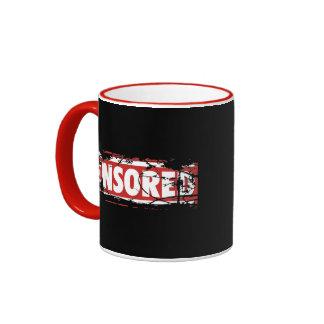 Censored Mugs