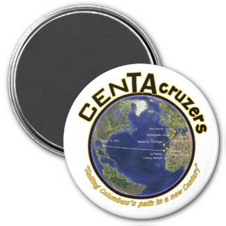 CenTAcruzers Logo Door Magnet