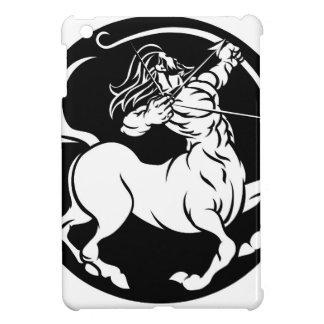 Centaur Sagittarius Zodiac Sign iPad Mini Cases