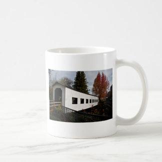 Centennial Covered Bridge, Cottage Grove, Oregon Mugs