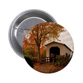 Centennial Covered Bridge Oregon Pin