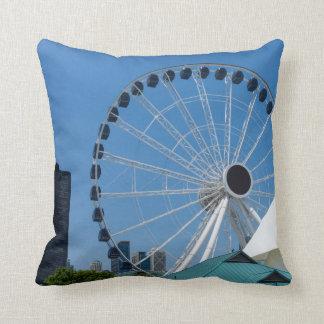 Centennial Ferris Wheel Cushion
