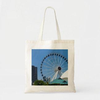 Centennial Ferris Wheel Tote Bag