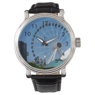 Centennial Ferris Wheel Wristwatches