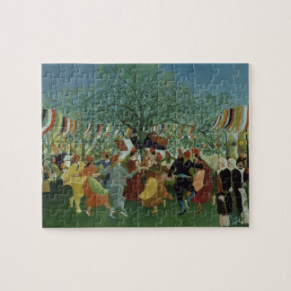 Centennial of Independence by Henri Rousseau Jigsaw Puzzle