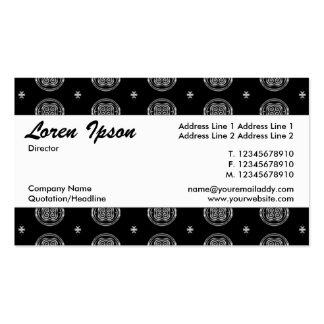 Center Band 044 Pack Of Standard Business Cards