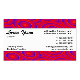 Center Band 05 - Resonate II Pack Of Standard Business Cards