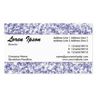 Center Band 089 Business Card