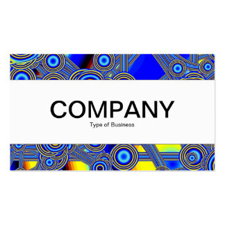 Center Band  - City of Places Pack Of Standard Business Cards