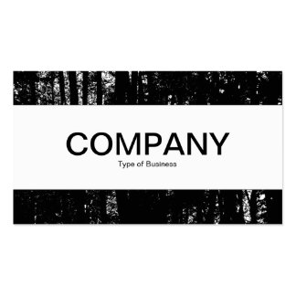 Center Band - Dark Woods HC Business Card Template