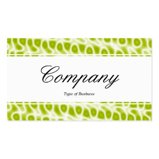 Center Band (edged) - Abstract 080716(8) Pack Of Standard Business Cards
