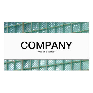 Center Band - Glass Wall 02 Business Cards