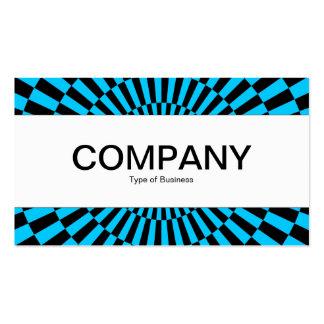Center Band - Op Art 06 Business Card Templates