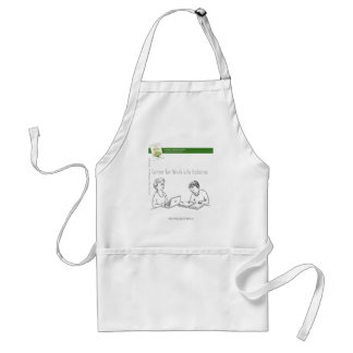 Center for Work-Life Balance Apparel Standard Apron